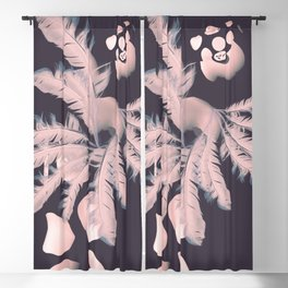 Burlesque Blackout Curtain