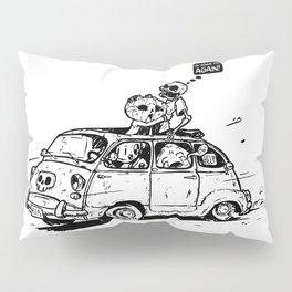 Adventures of Crashy D. Pillow Sham