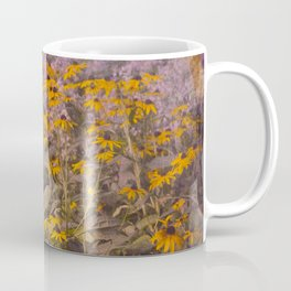 Yellow Jungle Coffee Mug