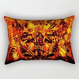 Demons Rectangular Pillow