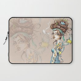 Birdbrain Laptop Sleeve