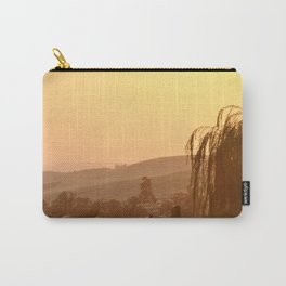 SUNSET OVER EASTERN OREGON Carry-All Pouch