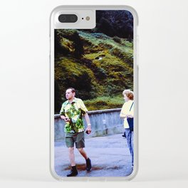 The Walkers Clear iPhone Case