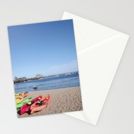 Ptown Boats Stationery Cards