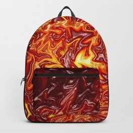 The Fire within..... Backpack