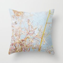 Intersection 4 Throw Pillow