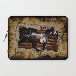 The Pony Express Laptop Sleeve