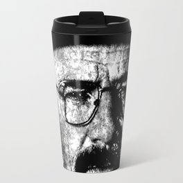 HEISENBERG (BLACK & WHITE VERSION) Travel Mug