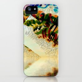 Opera in the Park iPhone Case