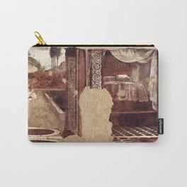 Sandro Botticelli - Annunciation Carry-All Pouch