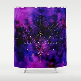 Infinite Spirit Shower Curtain