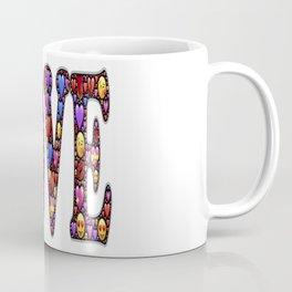 love emoji hearts valentine Coffee Mug
