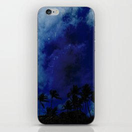 boracaysky iPhone Skin