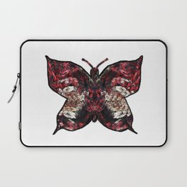 Butterfly fractal Laptop Sleeve