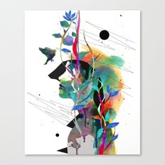 The Nest Canvas Print