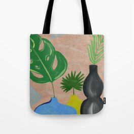Still Life with Vases Tote Bag