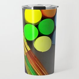 Art Work Travel Mug
