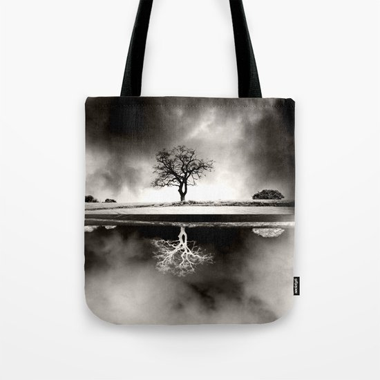 SOLITARY REFLECTION Tote Bag