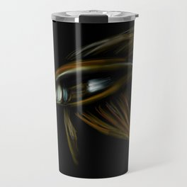 18- Shiny Fish & bubbles Travel Mug