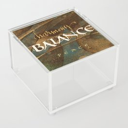 Balance Acrylic Box