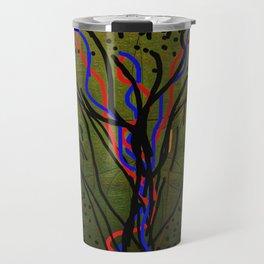 Luminous Fibres Travel Mug