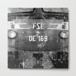 FSE - DE 169 Metal Print
