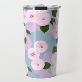 The Camellia Theory Travel Mug