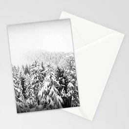 Snow Precious Stationery Cards