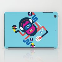dj iPad Cases featuring DJ by Katboy 7