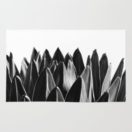 Agave Chic #7 #succulent #decor #art #society6 Rug