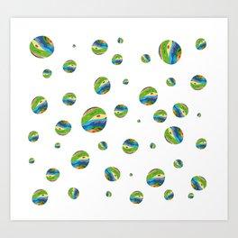 Not enough Jupiters Art Print