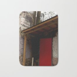 Red Door District Bath Mat