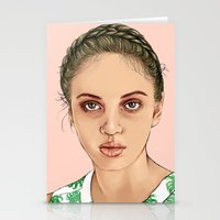 venus Stationery Cards featuring VENUS by Laura O'Connor