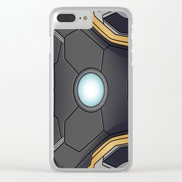 BUMBLEBEE ARMOUR Clear iPhone Case