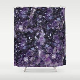 Amethyst Delight Shower Curtain