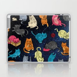 Space cats Laptop & iPad Skin