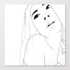 Impulse(illustration) Canvas Print