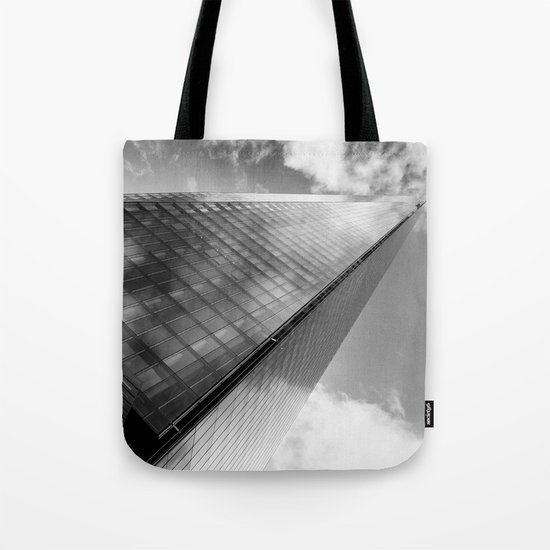 The Leaning Shard Of London  Tote Bag