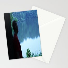 Soul Searching Reflections Stationery Cards