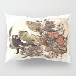 Four Horsemen Pillow Sham
