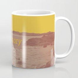 MEMORY ALONG THE BEACH [POSTER] Coffee Mug