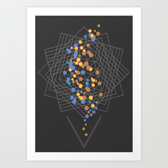 In Or Out Art Print