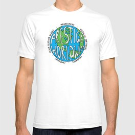 Step Brothers   Prestige Worldwide Enterprise   The First Word In Entertainment   Original Design T-shirt