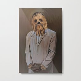 The Chewy Metal Print