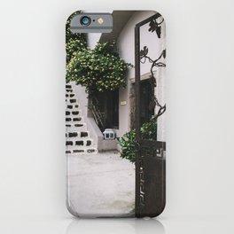 Island house x iPhone Case