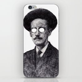 James Joyce iPhone Skin