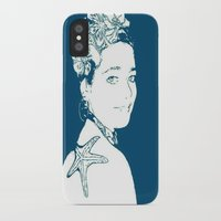 marianna iPhone & iPod Cases featuring Hermosa Marianna by Alef