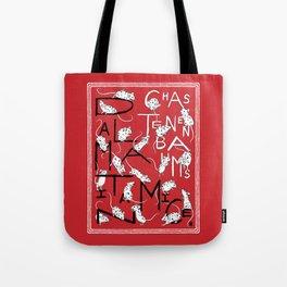 Chaz Tenenbaum's Dalmatian Mice Tote Bag