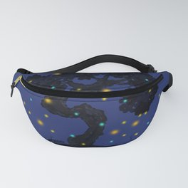 Fireflies in the night Fanny Pack