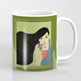 Drink Up Coffee Mug